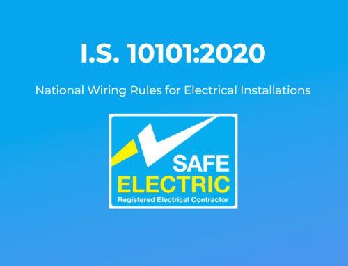 Safe Electric I.S. 10101:2020 Webinars